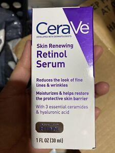 cerave skin renewing retinol serum (new In Box)