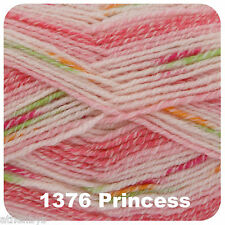 King Cole Drifter For Baby DK 100g Cotton / Wool / Acrylic Knitting Yarn