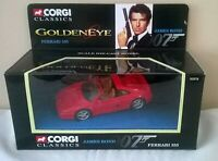 Corgi (92978) James Bond 007 'GOLDENEYE' Ferrari 355 1:43
