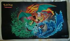 Brand New TAG TEAM Generations Play Mat Official Pokemon Playmat Full S