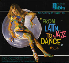 From Latin to Jazz Dance 4 Various Audio CD