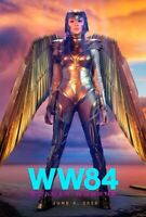 "Wonder Woman 1984 (11"" x 17"") Movie Collector's Poster Print Gal Gadot 2020 WW84"