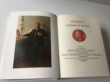 Livre de Collection Prix Nobel Littérature NOBEL l'homme et ses prix