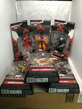6 Marvel Legends ULTRON BAF Wave 2015 BULLBOZER Giant Man, Ant, Wasp, Grim, Bull