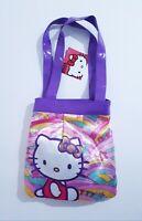 Hello Kitty Girl Pink Purse Rainbow And Stars Mini Tote Bag Sanrio Birthday Gift