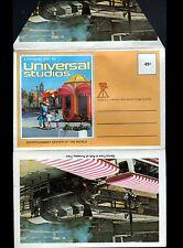 "HOLLYWOOD (U.S.A.) CASCADEURS & TRAIN aux STUDIO CINEMA ""UNIVERSAL"" en 1979"