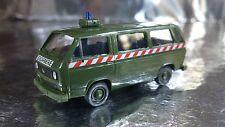 ** Minitank 410 VW Bus French Military Police Gendarmerie 1:87 HO Scale