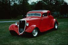 Ford 779007 1934 2 porte coupe hot rod zz top replica A4 imprimé photo