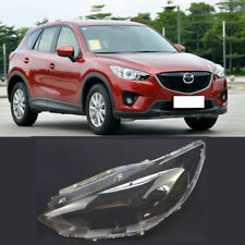 For Mazda CX-5 CX5 2012-2016 ABS left Vehicle Headlight Transparent Lens Cover