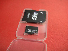 16 GB microSDHC high speed class 10 for GoPRO HERO3 Hero3+
