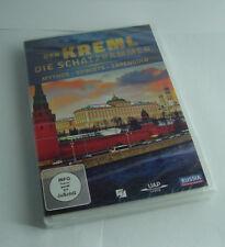 Der Kreml - Die Schatzkammer (2014), neue DVD original verpackt.