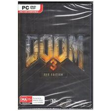 PC DOOM 3 BFG EDITION (IBM) NEW SEALED  [NSE]  YOUR GAMES PAL