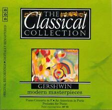 GERSHWIN - PIANO CONCERTO / AMERICAN IN PARIS /PRELUDES / PHILHARMONIA SLAVONICA