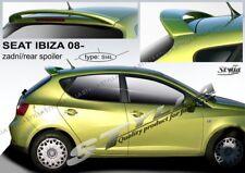 SPOILER REAR ROOF SEAT IBIZA MK4 MKIV WING ACCESSORIES