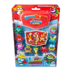 Superthings Kazoom Kids - Blister 10 Figure pack SERIES 8