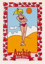 Archie Comics Skybox Promo Card numbered 37