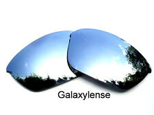 Replacement Lenses For Oakley Half Jacket 2.0 Sunglasses Titanium Polarized