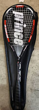 Prince Air Drive 140 Air Tt Triple Threat Power Scoop Squash Racquet w/ Bag