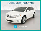 2015 Toyota Venza LE Wagon 4D Power Steering SiriusXM Satellite Alloy Wheels Air Conditioning Backup Camera