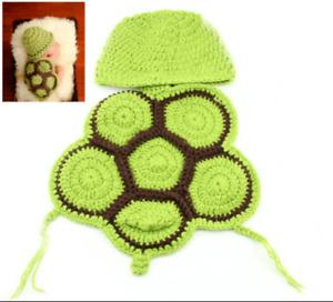 Brand new baby girl boy crochet hat costume photo photography props costume