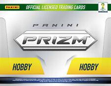 PANINI Prizm Coppa del Mondo 2014-Set completo di base di 201 carte