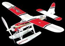 Red Wing Seaplane Rubber Band Powered Plane Kit - Lyonaeec 36001 Flying Model