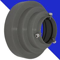 Conical Scalar Kit for C-band Feedhorn Offset Antenna - CS1 Titanium Satellite
