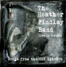The Heather Findlay Band : Songs from the Old Kitchen CD (2012) Amazing Value