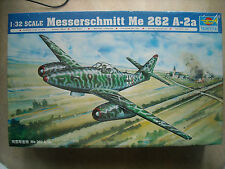 Trumpeter 1/32 #02236 ME262 A-2A