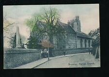 Kent BROMLEY religion Parish Church Used 1907  PPC