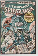 SPIDER-MAN #33 french comic français EDITIONS HERITAGE