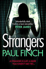 Strangers by Paul Finch (Paperback), Fiction Books, new free delivery