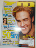 Ym Magazine James Van Der Beek & Jennifer Love Hewitt April 2000 032015R2