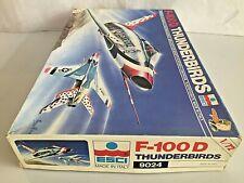 ESCI maquette 1/72 F-100D Thunderbirds réf. 9024