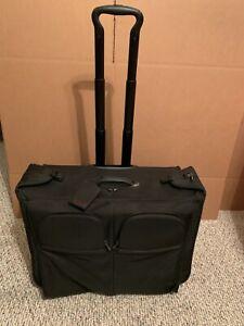 "TUMI ALPHA G4 Ballistic Nylon #22031D4 25"" Rear Wheeled Rolling Suitcase"