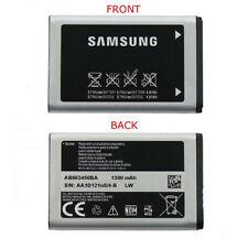 New OEM Samsung AB663450BA Rugby II 2 A847 Rugby III 3 A997 AB663450BU Battery