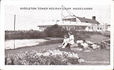 Morecambe. Middleton Tower Holiday Camp by Valentine.