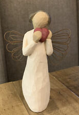 Willow Tree Angel Of The Heart Figurine Demdaco 2000 Susan Lordi