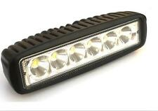 HIGH QUALITY 12~24V 18W LED SPOT LIGHT BLACK MARINE BOAT FLYBRIDGE DECK DOCKING