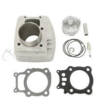 Cylinder Piston Gasket Top End Rebuild Kit For Honda Rancher 350 TRX350 00-06 04