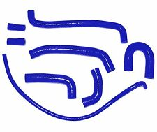 BLUE SET CAN-AM SPYDER 08-12 HIGH PERFORMANCE SILICONE RADIATOR HOSES CANAM NEW
