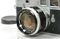 Rangefinder lens CANON 50mm f:1.4  Leica LTM screw mount