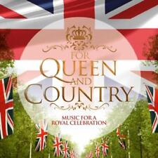 For Queen & Country von Various Artists (2016)