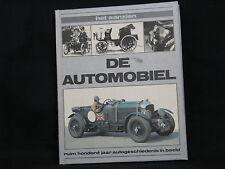 Amsterdam Boek, Book, Het aanzien, De Automobiel, Ruim 100 jaar autogeschiedenis