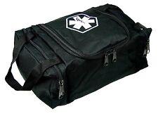 First Aid Kit Fully Stocked EMS Medical Bag Trauma Responder Emergency Medic EMT