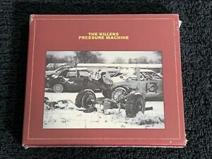 The Killers – Pressure Machine CD Exclusive Sleeve O2, Limited to 500 copies NEW