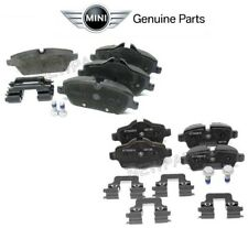 Front & Rear Left & Right Brake Pads Kit OES For Mini R56 R57 R59 Cooper 09-15