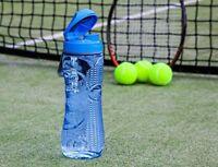 Sistema 800ml Tritan Active Bottle Sports Gym School Office Water Juice Bottle