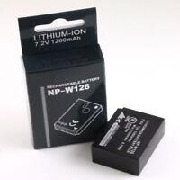 NP-W126 for Fujifilm HS33 HS33 HS35 HS35 HS50 EXR XT1XE1 XE2 XA1 XM1 XPro1 T1E1