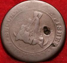1815 Canada Magdalen Island One Penny Token